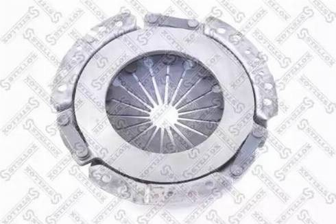 Stellox 0700348SX - Нажимной диск сцепления autodif.ru
