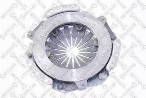 Stellox 0700350SX - Нажимной диск сцепления autodif.ru