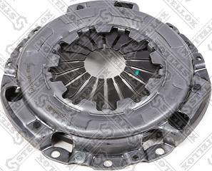Stellox 07-00364-SX - Нажимной диск сцепления autodif.ru