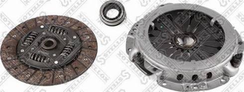 Stellox 0701189SX - Комплект сцепления autodif.ru