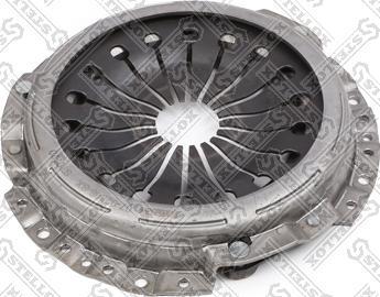 Stellox 0702806SX - Нажимной диск сцепления autodif.ru
