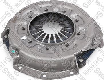 Stellox 0702803SX - Нажимной диск сцепления autodif.ru