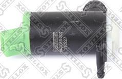 Stellox 10-00313-SX - Водяной насос, система очистки окон autodif.ru