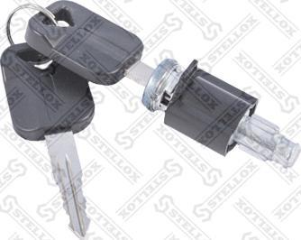 Stellox 8745101SX - Комплект цилиндра замка autodif.ru