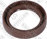 Stellox 3400007SX - Уплотняющее кольцо, коленчатый вал autodif.ru