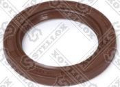 Stellox 3400022SX - Уплотняющее кольцо, коленчатый вал autodif.ru