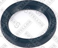 Stellox 3400206SX - Уплотняющее кольцо, коленчатый вал autodif.ru