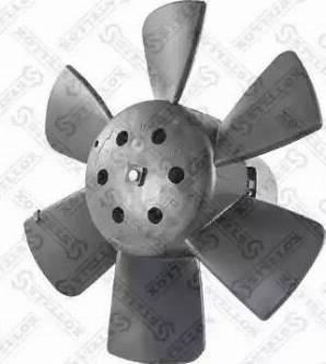 Stellox 2999009SX - Вентилятор, охлаждение двигателя autodif.ru