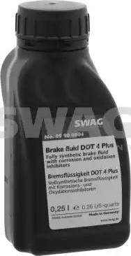 Swag 99 90 0004 - Тормозная жидкость autodif.ru