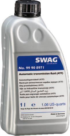 Swag 99908971 - Масло рулевого механизма с усилителем autodif.ru