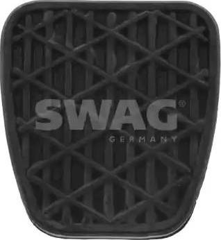 Swag 99907532 - Накладка на педаль, педаль сцепления autodif.ru