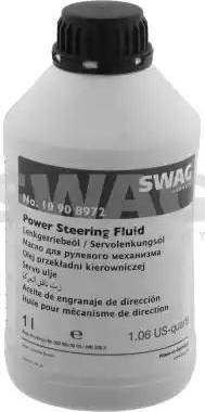 Swag 10908972 - Масло рулевого механизма с усилителем autodif.ru