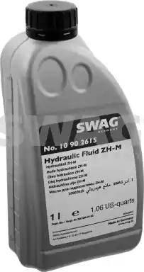 Swag 10902615 - Центральное гидравлическое масло autodif.ru