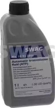 Swag 10922806 - Масло рулевого механизма с усилителем autodif.ru