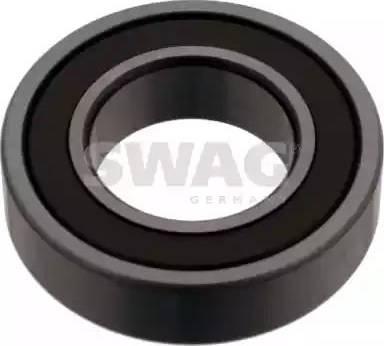 Swag 10870025 - Подшипник, промежуточный подшипник карданного вала autodif.ru