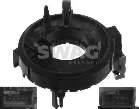 Swag 30934702 - Витая пружина, подушка безопасности autodif.ru