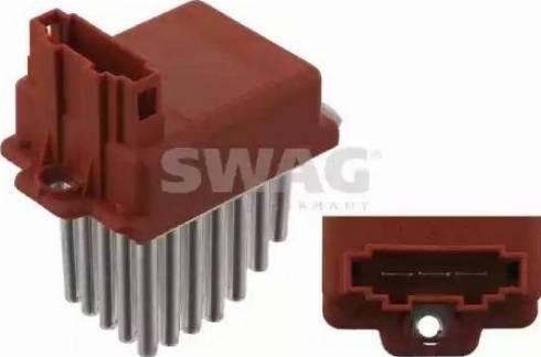 Swag 30 93 0601 - Блок управления, кондиционер autodif.ru