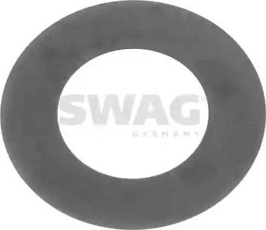 Swag 30931815 - Плоская шайба, ременный шкив - коленчатый вал autodif.ru