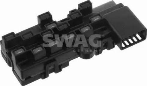 Swag 30 93 3536 - Датчик угла поворота autodif.ru