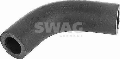 Swag 32919389 - Шланг разрежения, тормозная система autodif.ru