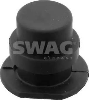 Swag 32912407 - Пробка, фланец охлаждающей жидкости autodif.ru