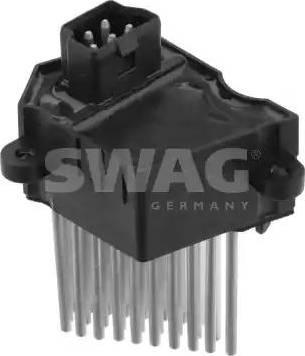 Swag 20924617 - Блок управления, кондиционер autodif.ru