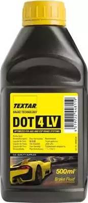 Textar 95006100 - Тормозная жидкость autodif.ru