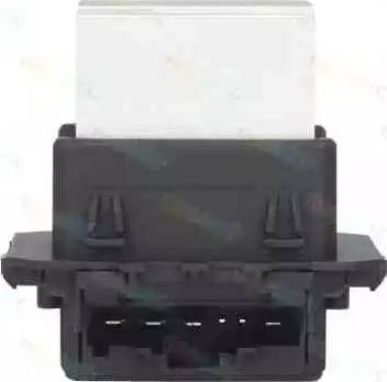 Thermotec DEC002TT - Дополнительный резистор, вентилятор кондиционера autodif.ru