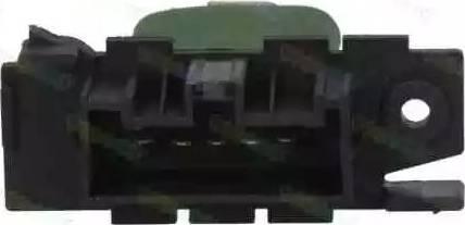 Thermotec DEF001TT - Дополнительный резистор, вентилятор кондиционера autodif.ru