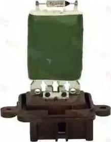 Thermotec DEF007TT - Дополнительный резистор, вентилятор кондиционера autodif.ru