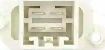 Thermotec DEG004TT - Сопротивление, вентилятор салона autodif.ru