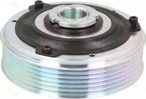 Thermotec KTT040005 - Электромагнитное сцепление, компрессор autodif.ru
