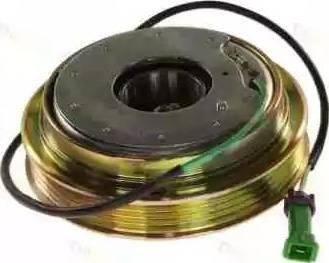 Thermotec KTT040006 - Электромагнитное сцепление, компрессор autodif.ru
