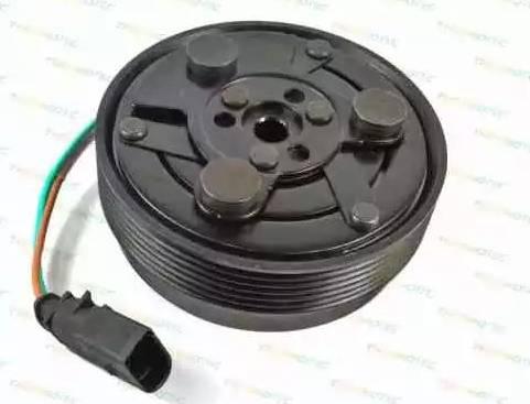Thermotec KTT040016 - Электромагнитное сцепление, компрессор autodif.ru
