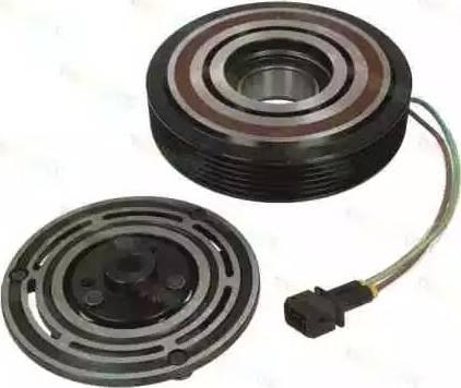 Thermotec KTT040124 - Электромагнитное сцепление, компрессор autodif.ru