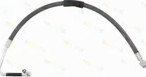 Thermotec KTT160018 - Трубопровод высокого давления, кондиционер autodif.ru