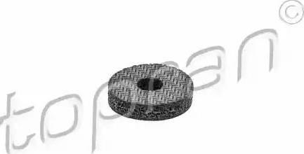 Topran 109 120 - Уплотнительное кольцо, система тяг и рычагов autodif.ru