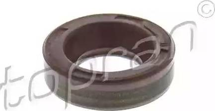 Topran 100 081 - Уплотнительное кольцо вала, приводной вал autodif.ru