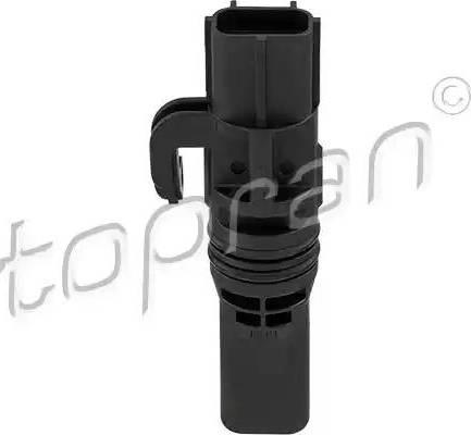 Topran 304287 - Датчик частоты вращения, ступенчатая коробка передач autodif.ru