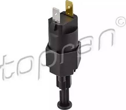Topran 202 165 - Выключатель фонаря сигнала торможения autodif.ru