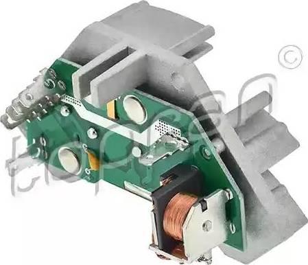 Topran 721 914 - Выключатель вентилятора, отопление / вентиляция autodif.ru