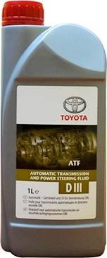 TOYOTA 0888680506 - Масло автоматической коробки передач autodif.ru