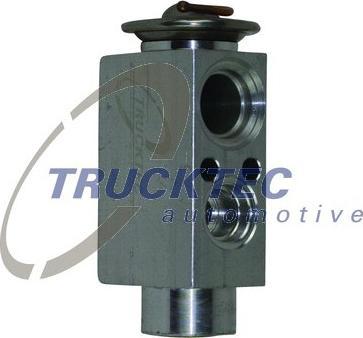 Trucktec Automotive 0859089 - Расширительный клапан, кондиционер autodif.ru