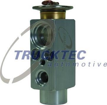 Trucktec Automotive 0859088 - Расширительный клапан, кондиционер autodif.ru