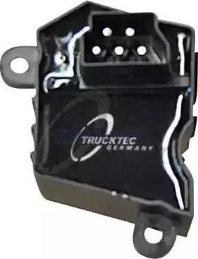 Trucktec Automotive 08.59.026 - Блок управления, отопление / вентиляция autodif.ru