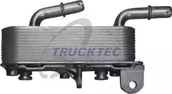 Trucktec Automotive 0825029 - Масляный радиатор, автоматическая коробка передач autodif.ru