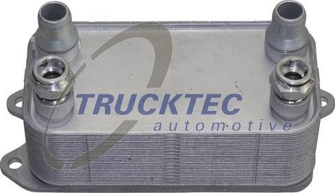 Trucktec Automotive 02.25.092 - Масляный радиатор, автоматическая коробка передач autodif.ru