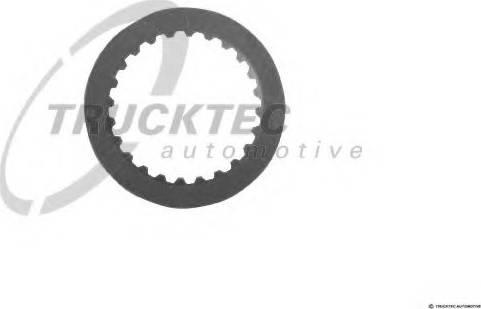 Trucktec Automotive 0225040 - Ламели, автоматическая коробка передач autodif.ru