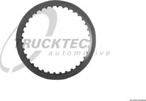 Trucktec Automotive 0225041 - Ламели, автоматическая коробка передач autodif.ru