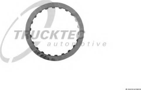 Trucktec Automotive 0225043 - Ламели, автоматическая коробка передач autodif.ru